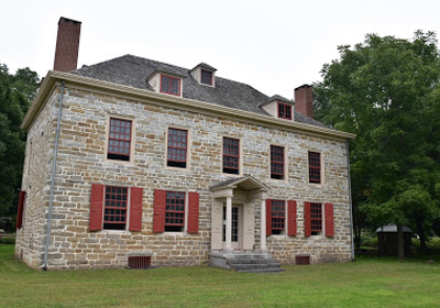 Old Fort Johnson / Montgomery County Historical Society